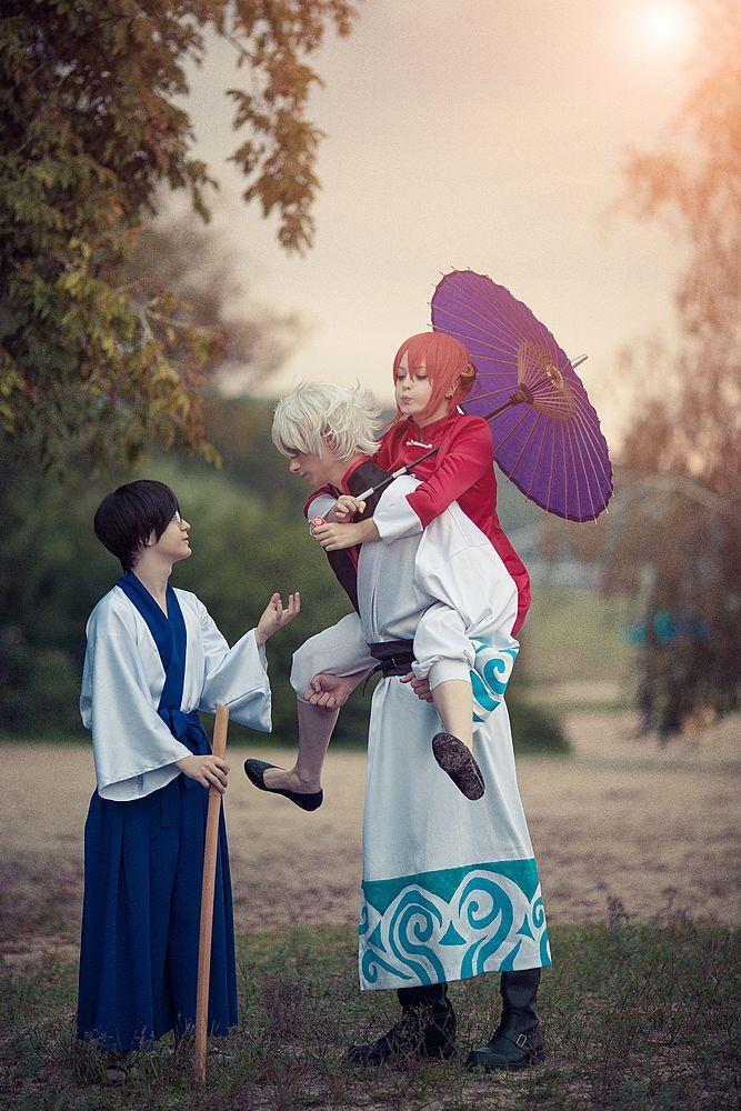 Gintama: Im so happy to have met you by Feeri-Theme.deviantart.com on @deviantART