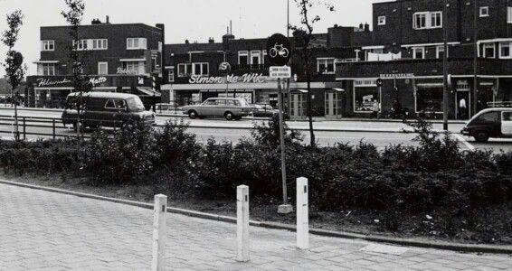 Mosplein Amsterdam Noord.