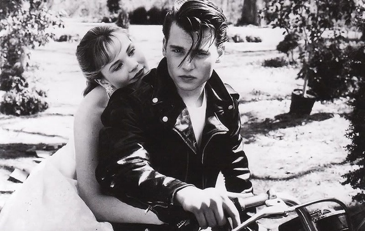Why do the good girls always want the Bad boys .. a fav : Crybaby