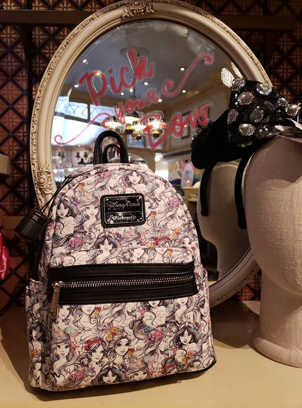 c9d26d33ba Coordinate with Matching Disney Loungefly Backpacks and Wallets ...