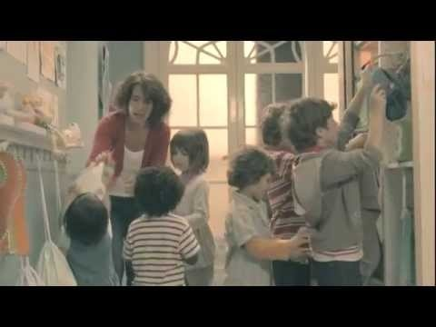 Spot Ikea Asilo: vincitore categoria TV e premio giuria dei piccoli - Child Guardian Award 2011