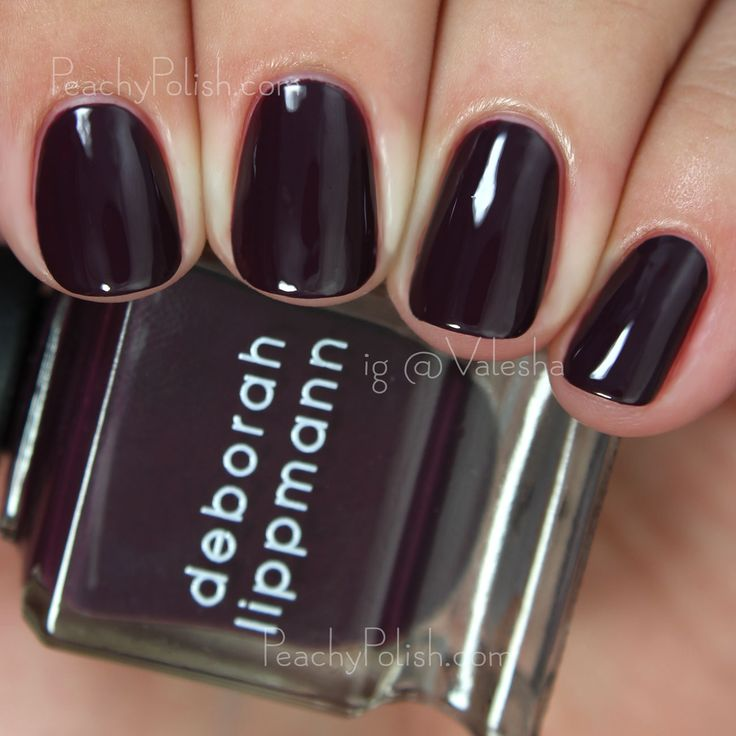 Deborah Lippmann Miss Independent | Fall 2015 Roar Collection | Peachy Polish