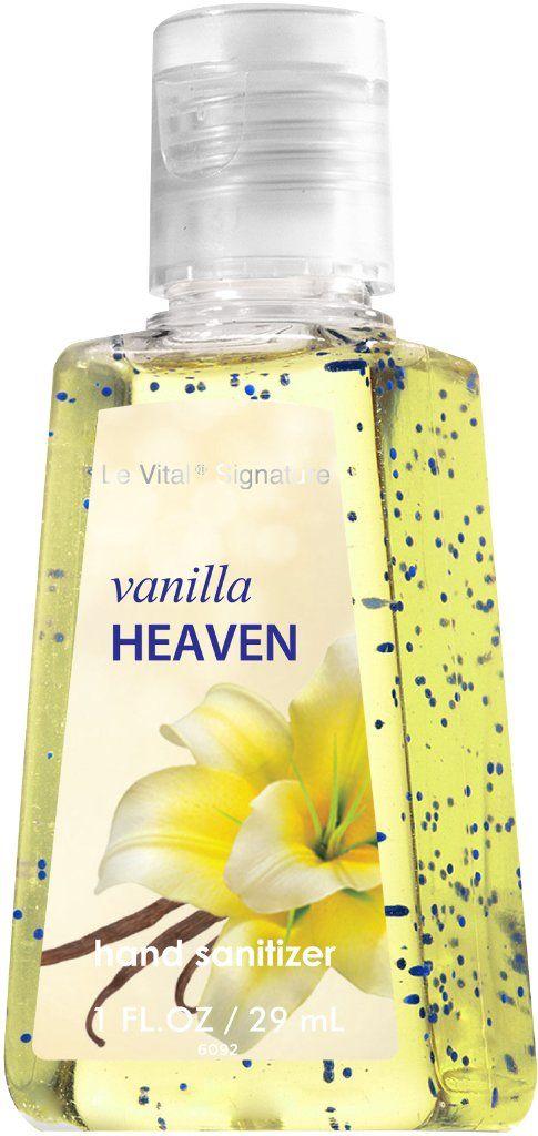 Hand Sanitizer 1 Oz Vanilla Heaven 96 Units Hand Sanitizer