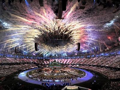 Juegos Olímpicos de Londres 2012, Inauguración