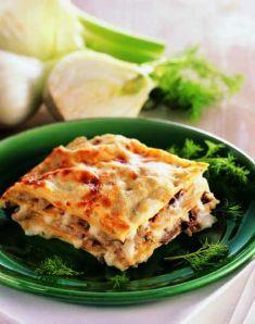 Lasagne vegetariane con finocchi, patate e funghi - Tutte le ricette dalla A alla Z - Cucina Naturale - Ricette, Menu, Diete