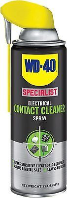 WD-40 300080 Specialist Electrical Contact Cleaner Spray 11 OZ (Pack of 6) NEW