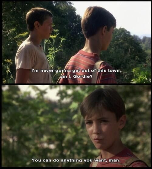 stand by me chris and geordie relationship quotes
