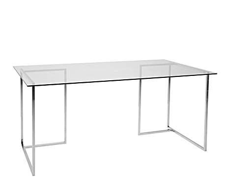 18 best images about escritorios on pinterest mesas for Escritorio de vidrio