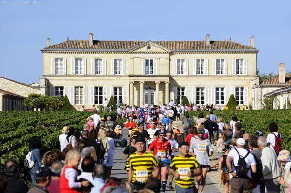 Marathon du Medoc-Yes please, marathon through wine country in France! #fitfluential