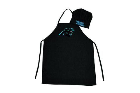 promo code 6d9bb ffb34 Carolina Panthers Apron and Chef Hat Set~ backorder | NFL ...