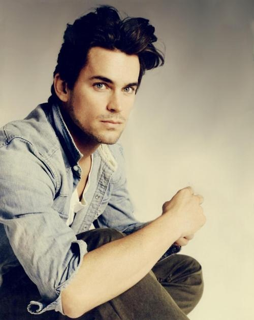 Matt Bomer - omg this is the first pic i have seen of him that makes me believe he could be christian grey ... yowsa