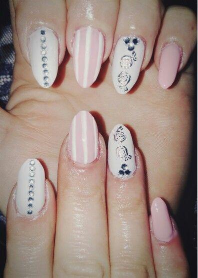 Deco uñas acrilicas