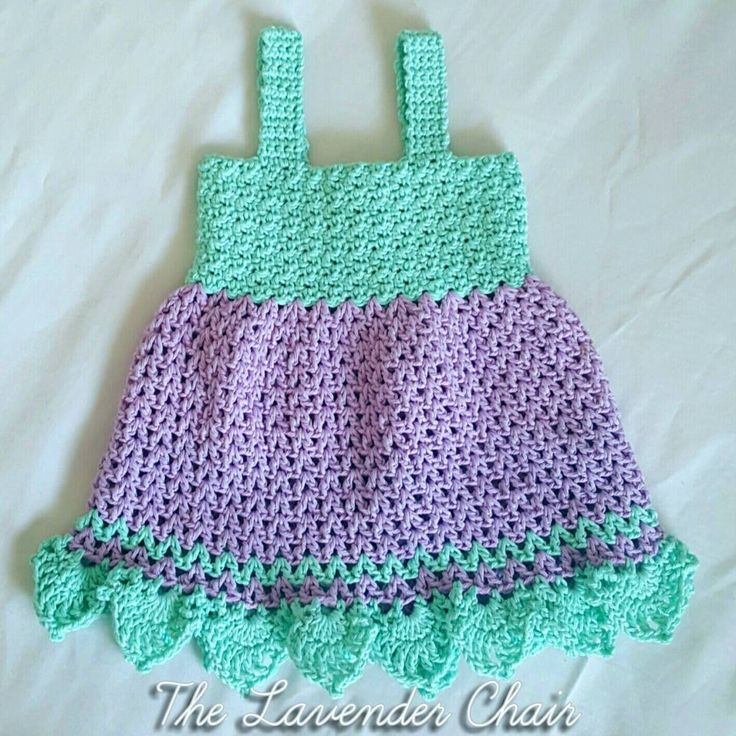 Valerie's Summer Sundress Crochet Pattern