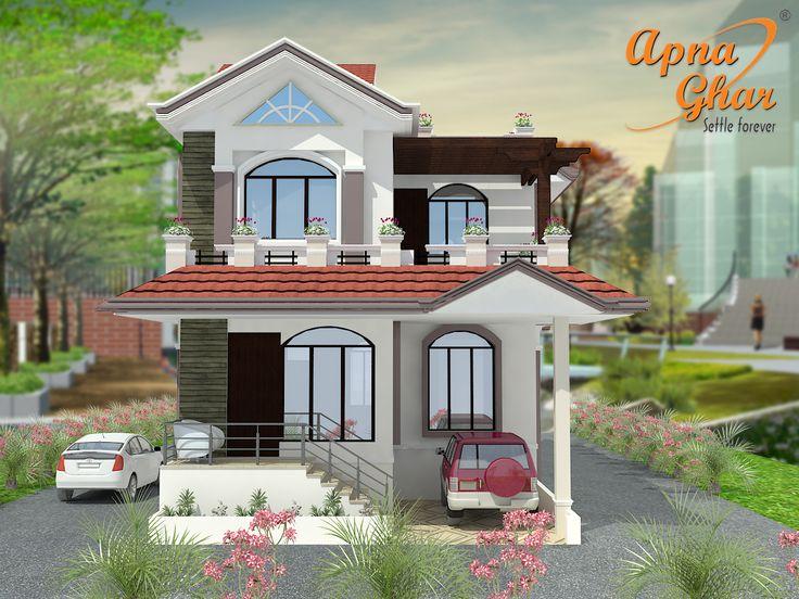 25 best ideas about duplex house design on pinterest for Duplex project homes