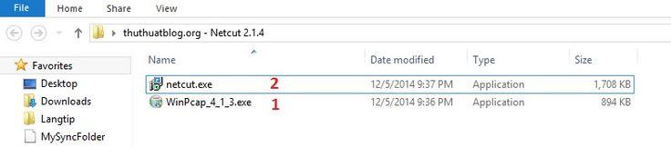 2 phần mềm trong gói cài đặt, theo thứ tự cài số 1 trước