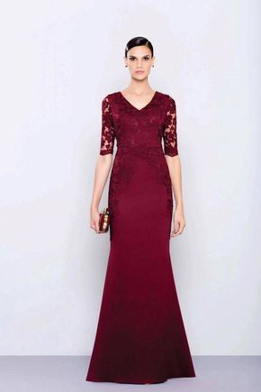 Foto de vestido de festa para madrinha