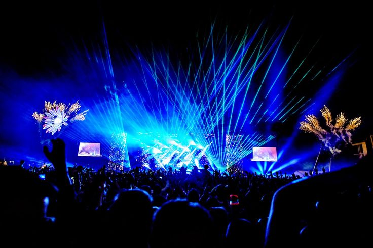 10. Electric Daisy Carnival UK – Milton Keynes, England (July 12 – 13)
