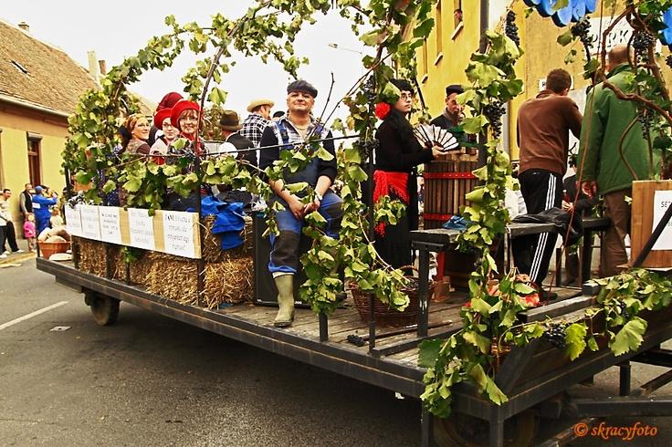 Kőszegi Szüret Fesztivál / Harvest Festival of Koszeg (HU) - Photos by skracyfoto