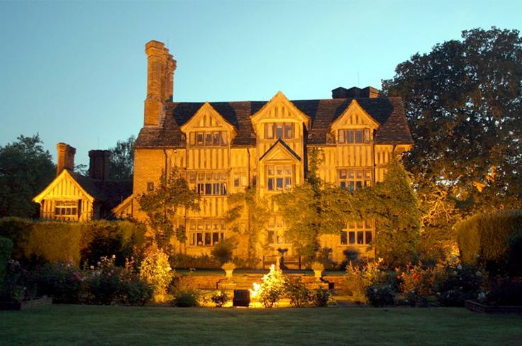Historic Grade I listed 16th century manor house only 50 minute train journey from London Victoria. Great Ote Hall Venue in Burgess Hill, East Sussex