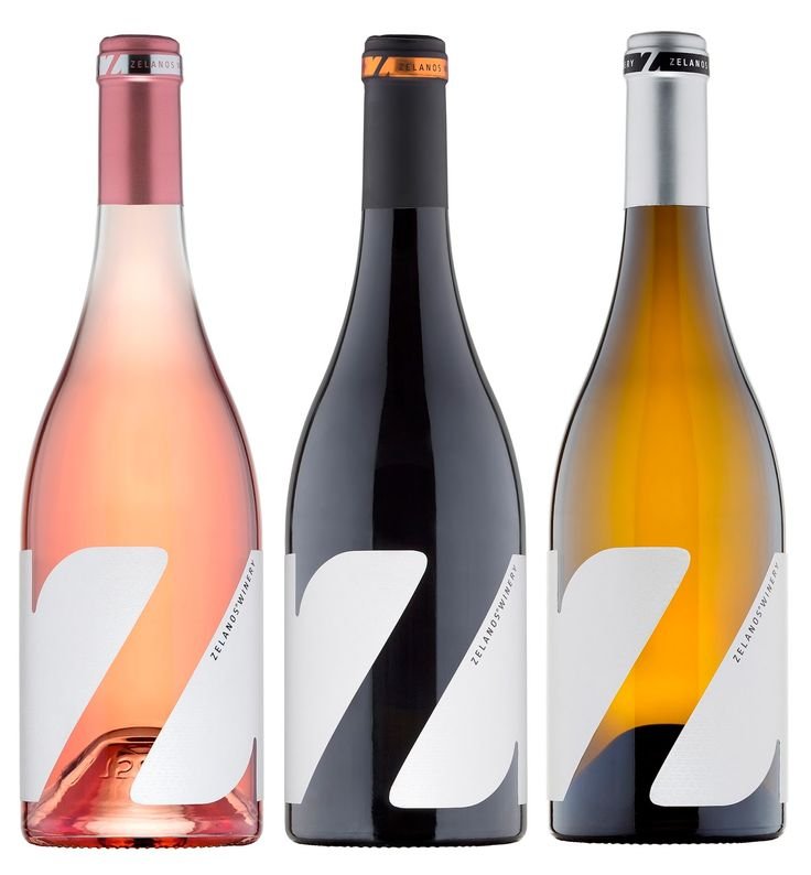 Z Wine Labels on Packaging of the World - Creative Package Design Gallery