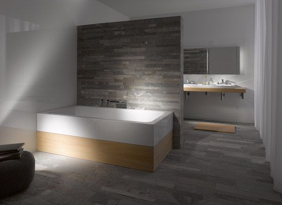 Built-in baths | Baths | BetteOne Highline | Bette | Tesseraux. Check it out on Architonic