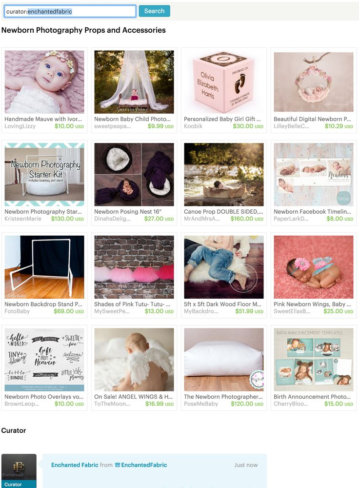 #Newborn #Photography #Props and #Accessories - #Etsy Treasury by #EnchantedFabric.com