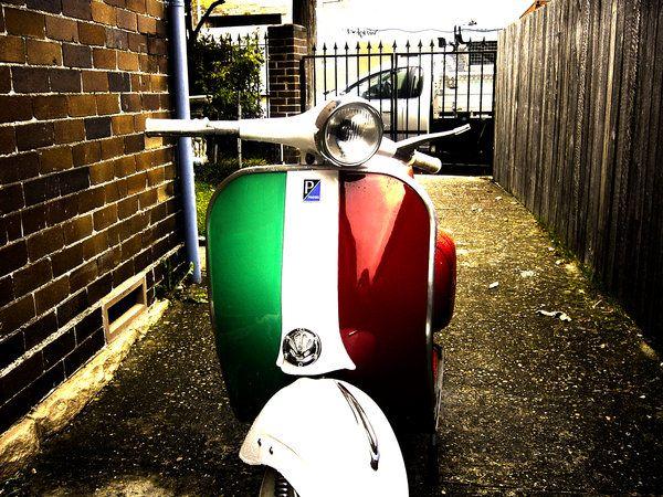 Vespa Italiana