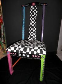 Painted Chair #2