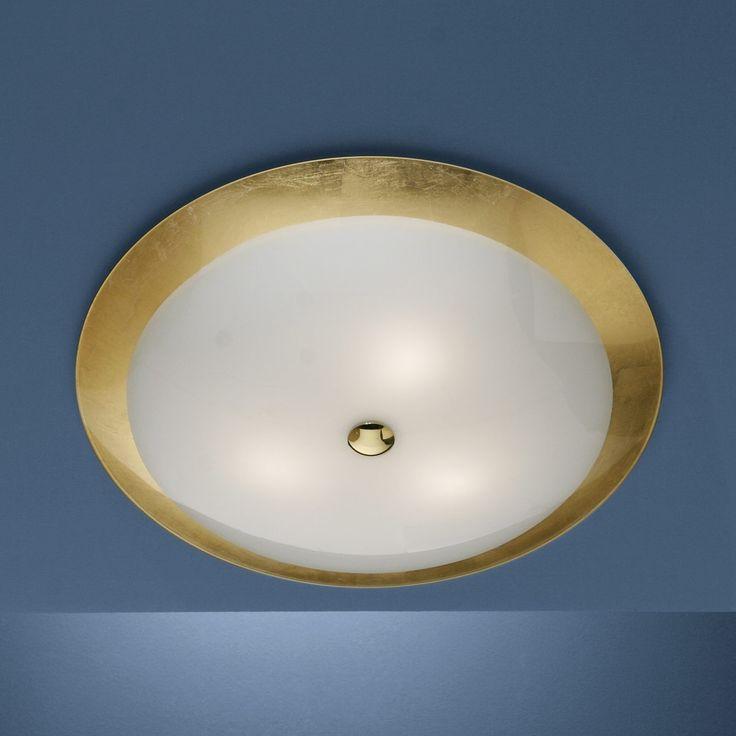 Glas-Deckenleuchte Lavinia Jetzt bestellen unter: https://moebel.ladendirekt.de/lampen/deckenleuchten/deckenlampen/?uid=d138c647-5811-5c2d-a02a-65c9d2f946d2&utm_source=pinterest&utm_medium=pin&utm_campaign=boards #deckenleuchten #lampen #deckenlampen Bild Quelle: www.lampenwelt.de
