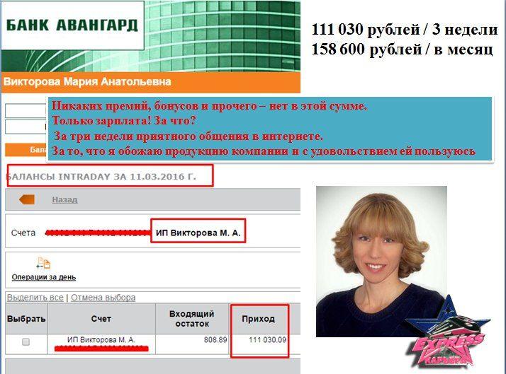 Елена Рожкова