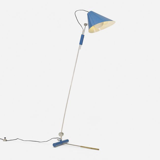 Tito Agnoli floor lamp : Lot 201