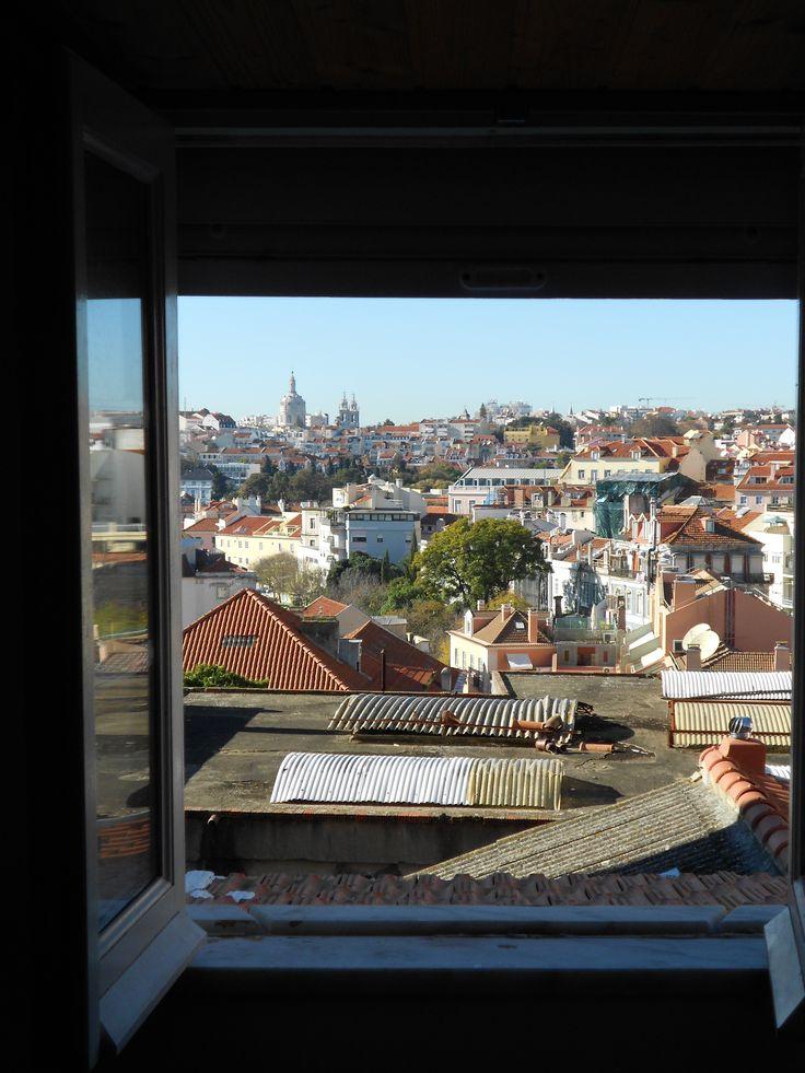 View from the apartment, Casas No Mapa - Bairro Alto,Bairro Alto em Lisboa, Lisboa