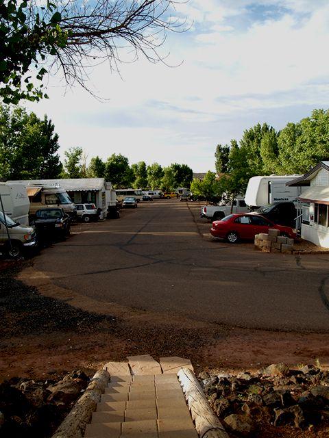 Putters Paradise RV Park Snowflake AZ Passport America Campgrounds