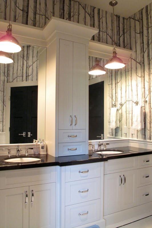 22 best Master Bathroom Center Cabinets images on ...