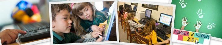 Poradnik Szkoły z klasą 2.0 dotyczący korzystania z wolnych zasobów grafiki, muzyki, opisu pobranych materiałów itp.
