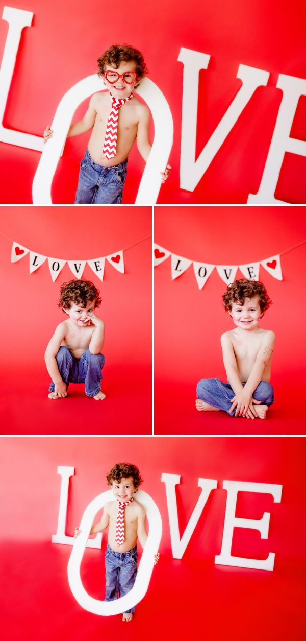 Valentine's Day Photo Session