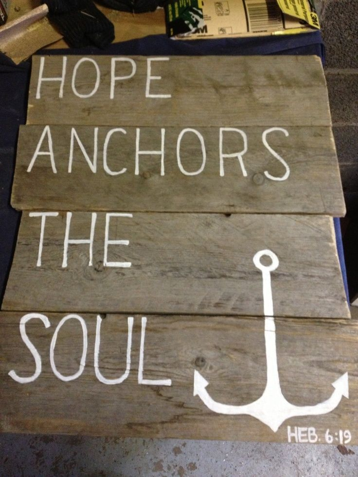 Pinterest Pallet Signs Ideas | Hand painted Pallet Sign. $45.00, via Etsy. | Art I heart !