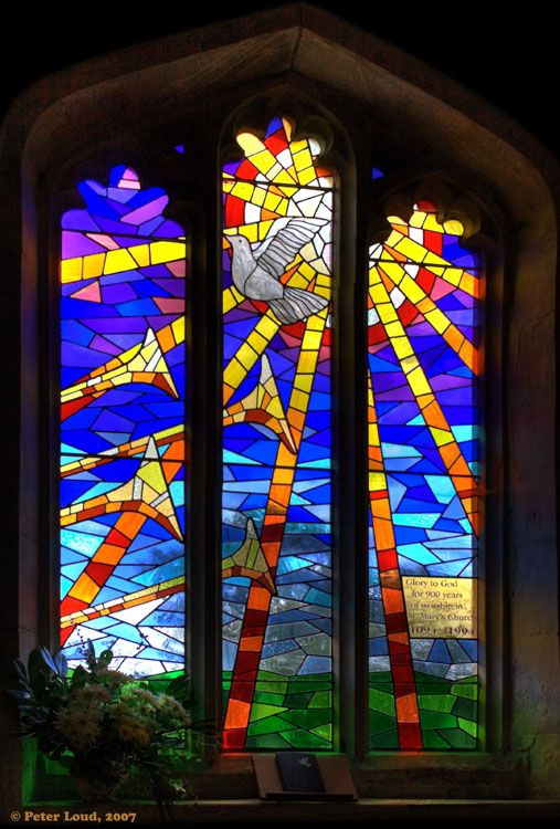 Image result for church with stained glass windows