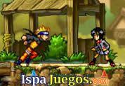 Juego de Bleach Vs Naruto v1-4   JUEGOS GRATIS: Una nueva versión de este estupendo juego donde Naruto y Bleach con sus amigos se vuelven a enfrentar con nuevos poderes, selecciona a tu favorito y compite para ser el mejor en este torneo de peleas tratando de realizar buenos golpes y buenos combos