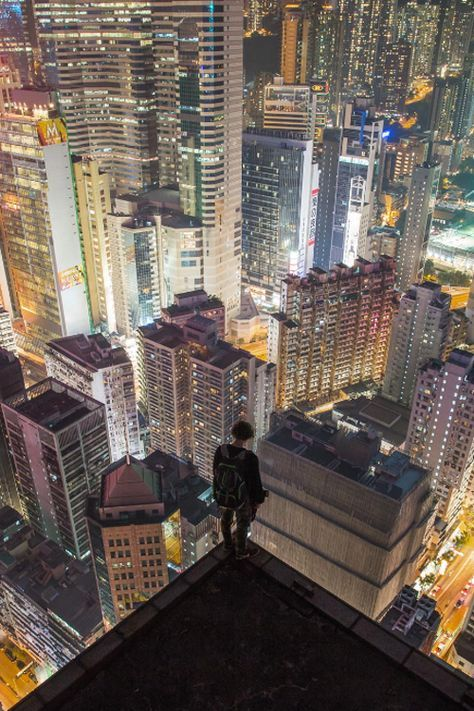 Best Scary Heights Images On Pinterest Architecture Be - Daredevil duo climb hong kongs buildings capture like youve never seen