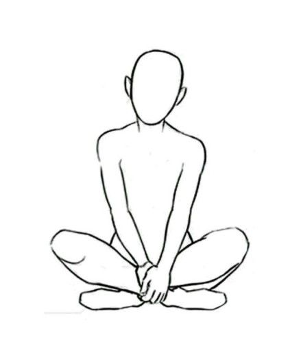 트레이싱 자료모음31 : 네이버 블로그 Art reference poses Figure