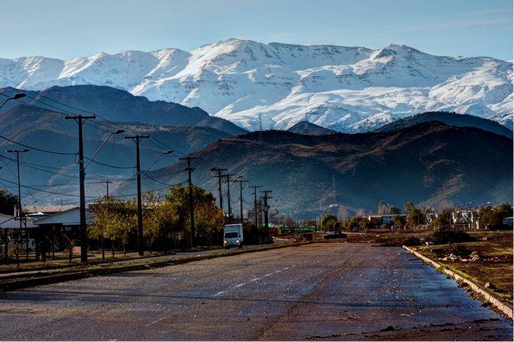Colina, Stgo, Chile #CordilleraDeLosAndes