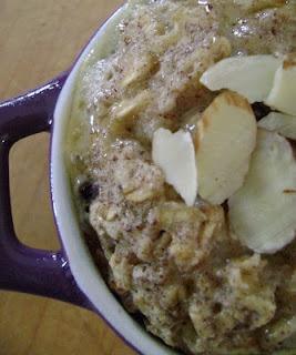 Baked banana bread oatmealBaking Bananas, Healthy Stuff, Baking Oatmeal, Tops 10, Irish Proverbs, Oatmeal Recipe, Breads Oatmeal, Bananas Breads, Single Servings