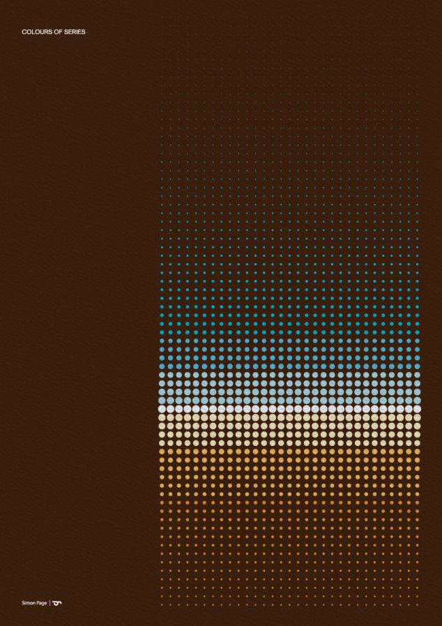 A new poster series based around colours and geometry.