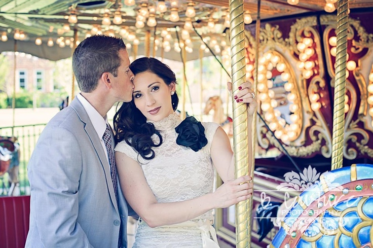 Engagement Photo Session Ideas | Props | Prop | Child Photography | Clothing Inspiration| Fashion | Pose Idea | Poses | Carnival | Carousel | Fair
