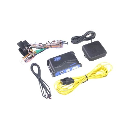 PAC - RadioPro Radio Replacement Interface for Select BMW Vehicles - black/blue