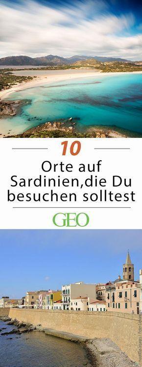 Italien: Diese zehn Orte sollten Sie auf Sardinien besuchen
