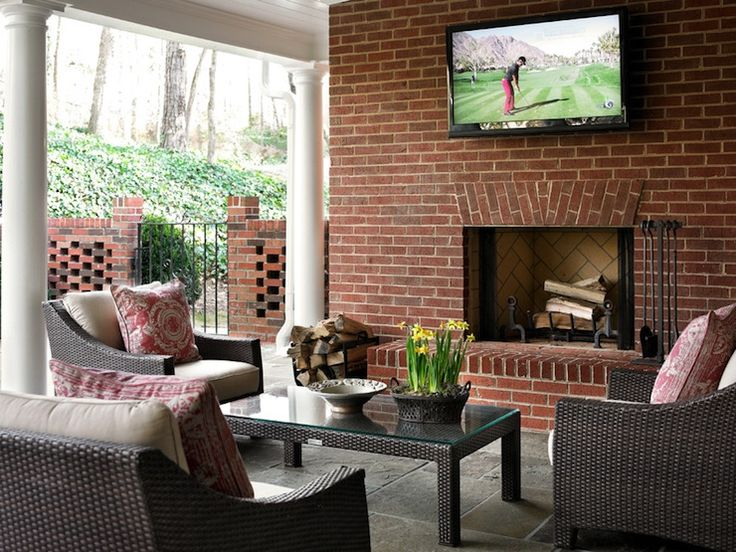 red brick fireplace hearth design photos ideas and inspiration amazing gallery of interior design and decorating ideas of red brick fireplace hearth in