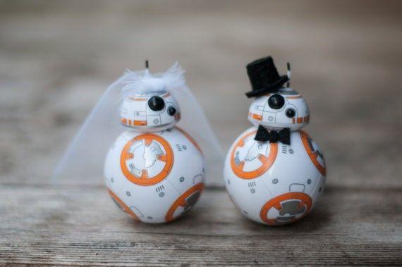 Star Wars Cake Toppers | http://emmalinebride.com/star-wars/cake-toppers/