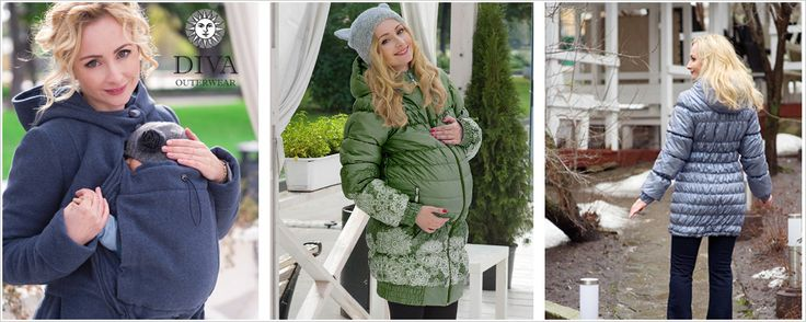 It's amazing! I can share my warm and cozy winter coat WithMyBaby!